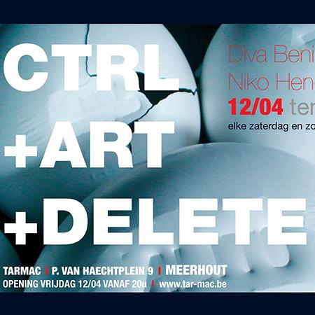 Tarmac: Ctrl+Art+Delete