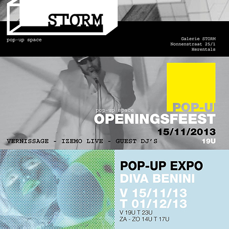 PopUp Expo: Commissioned by Gallery Storm