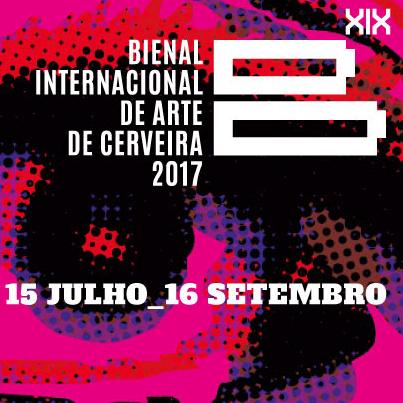 Bienal Internacional de Arte de Cerveira 2017